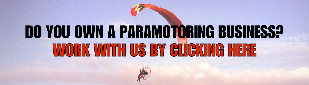 paramotor planet homepage